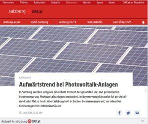 Photovoltaik Langer